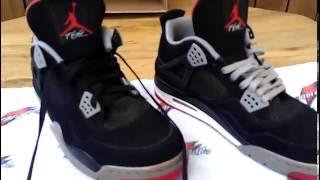 EBay Jordan 4 Bred+Restore