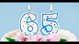 Поздравление с юбилеем 65 лет мужчине