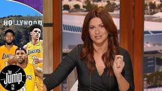 Rachel Nichols: Lakers are worth celebrating without LeBron James, Paul George | The Jump | ESPN