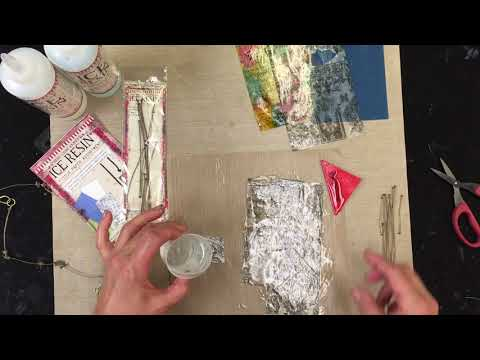 Susan Lenart Kazmer ICE Resin® Resin Paper and Jewelry Wires
