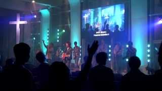Hosanna (Be Lifted Higher) - Live Church Worship