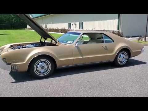 $24,995-ORIGINAL 1966 Oldsmobile Toronado For Sale~ONLY 63,078 Original Miles~Runs FANTASTIC!