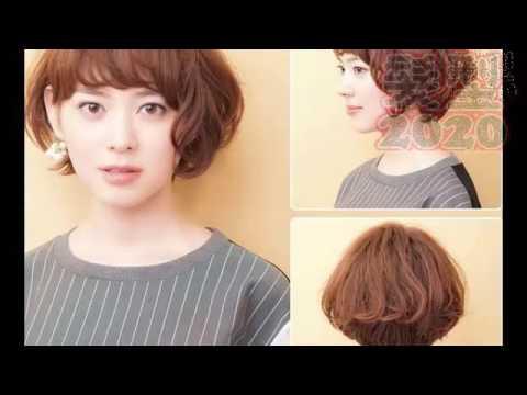 髮型 女 短髮 - YouTube