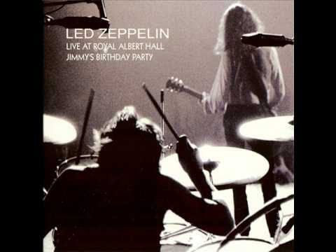 How Many More Times - Led Zeppelin (live London 1970-01-09)
