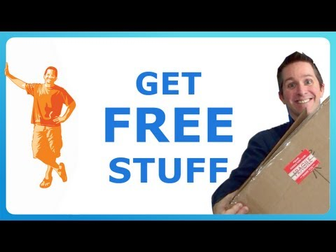 How to get freebies from big companies