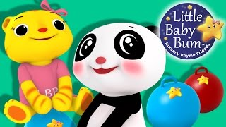 Learn with Little Baby Bum | Boing Boing Bounce Bounce | Nursery Rhymes for Babies | Songs for Kids