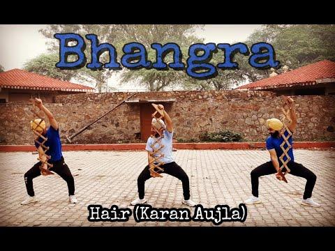 Hair-Dhol Mix   Karan Aujla   Bhangra   Sanjha Bhangra