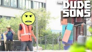 Minecraft Pranks Part 5 EXTRAS - Dudesons VLOG