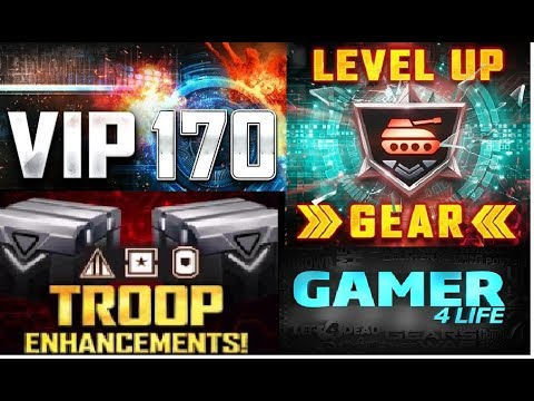 Mobile Strike - Free Vip , Enhancing ,Plaques and Rss !!!! New lvl10 Mods
