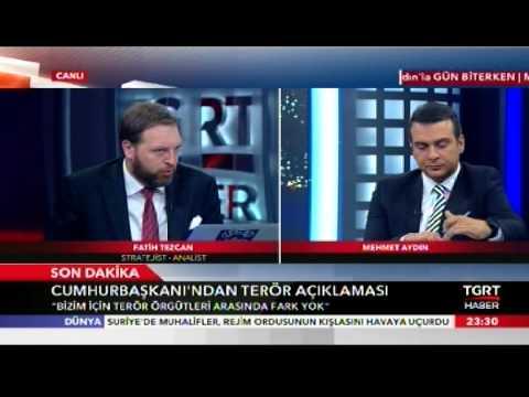 Fatih Tezcan : Şehitler Gelirken Seçim Anketi Konuşulması Doğru Değil!