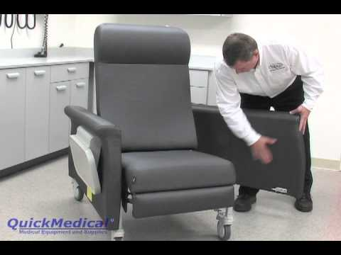 Winco Clinical Patient Recliner at QuickMedical.com & Winco Clinical Patient Recliner at QuickMedical.com - YouTube islam-shia.org