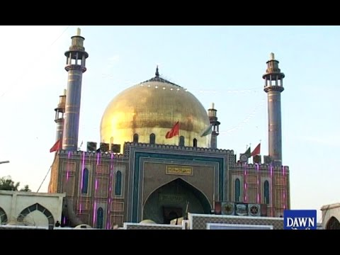 Lal Shahbaz Qalandar Urs celebrations begin