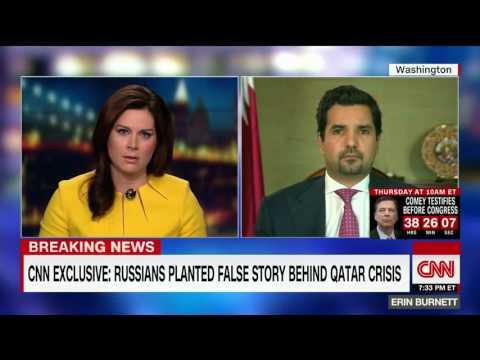 Qatar  Terrorism financing stories fabricated
