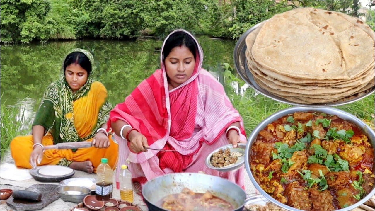 ডিম আর সয়াবিনের এই মসালা কারি রেসিপি আর গরম গরম রুটি থাকলে রাত্রের ডিনার পুরো জমে যাবে||egg curry