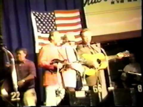 KY Mountain Boys: JD Crowe, Doyle Lawson, Red Allen.VOB