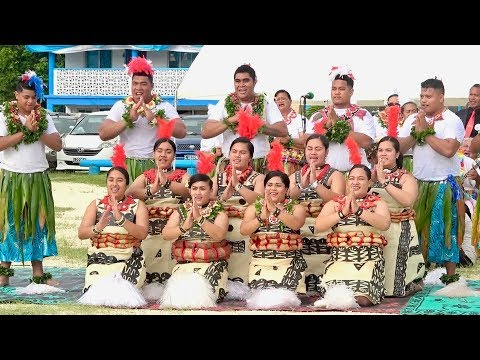 Tongan Dances - Lavengamalie Floorshow - Tokaikolo Celebration
