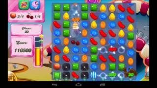 Candy Crush Saga Level 85 Walkthrough