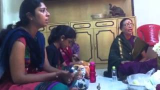 Sai Bhajan - Srija - Sri Rama Charanam - Anna Nagar Times