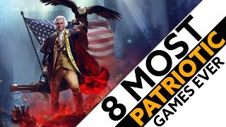 8 MOST PATRIOTIC GAMES You Need to Play! Know Buddy Ed.