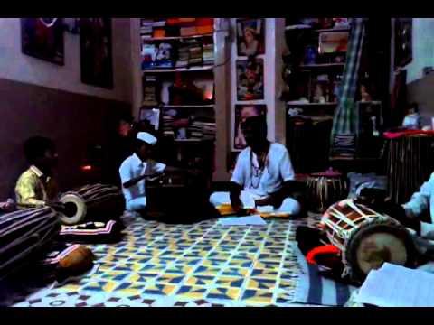 Shiv Tandav Stuti Chakradhar Padant (Aaditaal) Pakhawaj Pt. Ashokji M. Panchal (Guruji) & Students