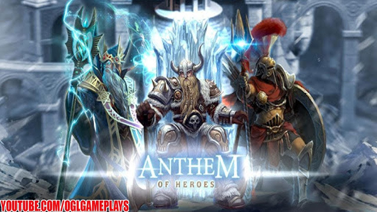 Anthem of Heroes mod apk download for pc, ios and android