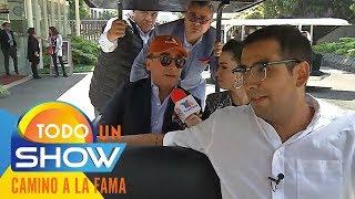 ¡Bienvenido a TV Azteca, Adal Ramones! | Todo un show