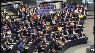 البرلمان الالماني يوافق بغالبية كبيرة على خطة مساعدة اليونان | الأخبار