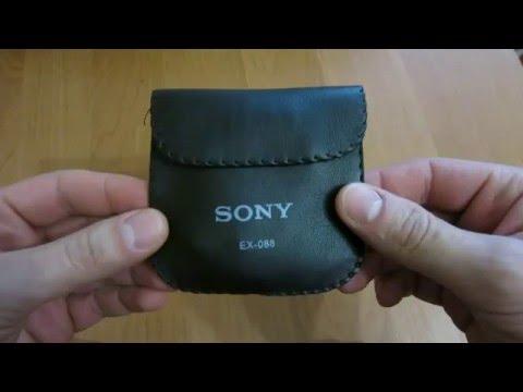 Наушники SONY из Китая (Aliexpress) Earphone Headphones Earpiecess