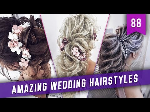 15 AMAZING WEDDING HAIRSTYLES / VIRAL BEAUTY/ HAIRSTYLE LESSONS