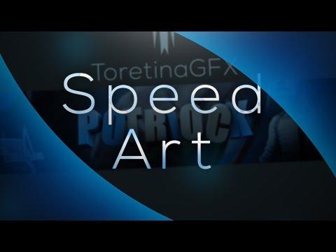 [#58] Banner Para Potriock ($) | Speed Art Fotochop xd