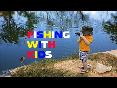 WHEN KIDS GO FISHING | FUNNY REACTIONS | BLOOPERS | FISHING FAIL COMPILATION | RAPTOR FISHING TACKLE