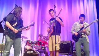Special Word for Attention (Dennis Cheng, Connor Kopp, Aiden Price, Daniel Wilson)