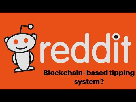 Blockchain Fun Fact: Is Reddit Devising a Blockchain-Based Tipping System?