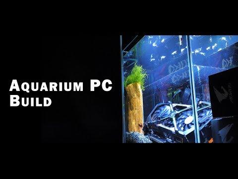 AORUS Mod Project   Aquarium PC Build