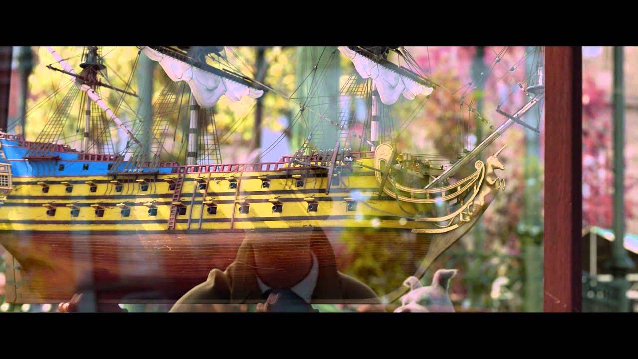 DIE ABENTEUER VON TIM UND STRUPPI in 3D - HD Trailer A - Ab 27. Oktober 2011 im Kino!