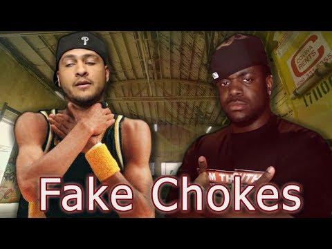 Fake Chokes & Stumbles - Battle Rap Compilation