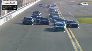 ARCA Menards Series 2020. Daytona International Speedway. Full Race