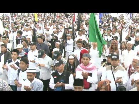 LIVE REUNI AKBAR ALUMNI 212 DI MONAS JAKARTA, MINGGU 2 DESEMBER 2018