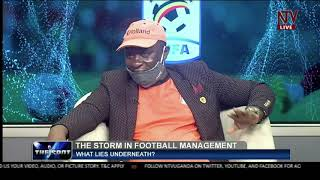 The storm in Uganda's football management | ON THE SPOT