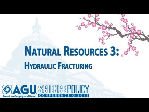 Natural Resources 3: Hydraulic Fracturing