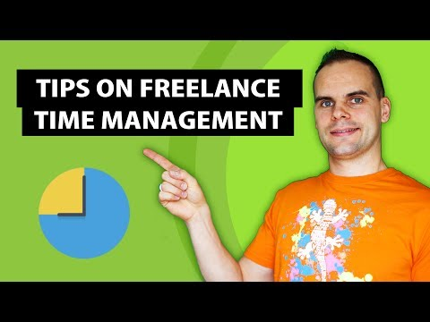 Tips on Time Management for Freelancers