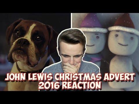 John Lewis Christmas Advert 2016 - #BusterTheBoxer VS The SnowGlobe | REACTION!!!