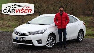 Toyota Corolla Test Sürüşü - Review (English subtitled)