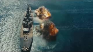 Battleship final battle climax HD