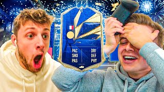 FORFEIT Packs vs W2S | Fifa 21