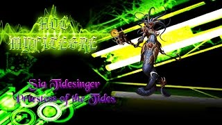 Serpent Queen ~ New Sia Tidesinger Skin
