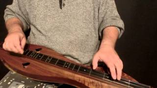 Old Rosin the Bow (Mountain Dulcimer in DAD)