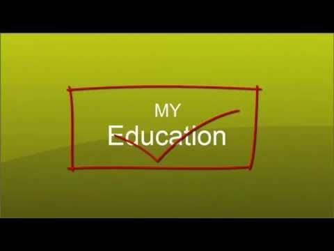 My Education 1