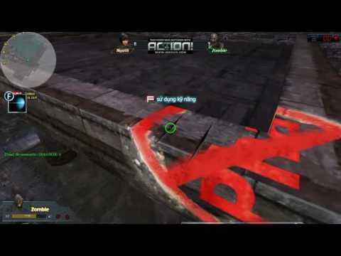 [ Truy Kích ] - Hot : Góc Lag Map Đền Cổ !!!!!