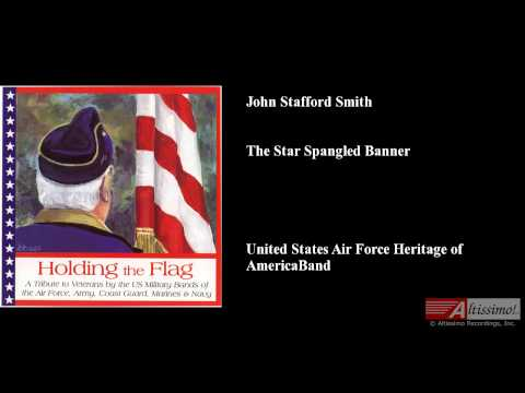 John Stafford Smith, The Star Spangled Banner